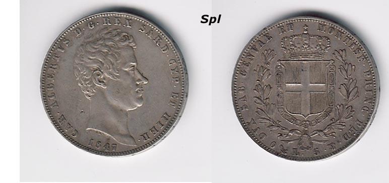 5d283f4bdd Monete di CASA SAVOIA e del REGN